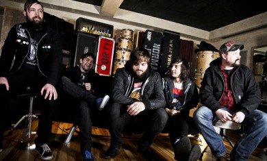 Norma Jean - band - 2013