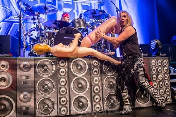 STEEL PANTHER - Live 2014 2