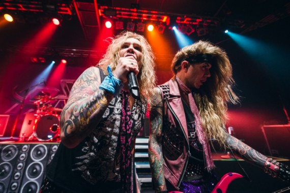 STEEL PANTHER - Live 2014 4