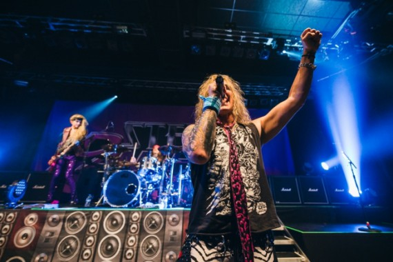 STEEL PANTHER - Live 2014