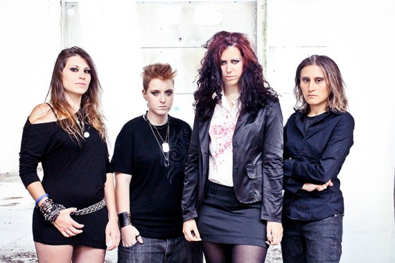 Snei Ap - band - 2014