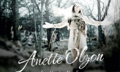 anette olzon - shine - 2014