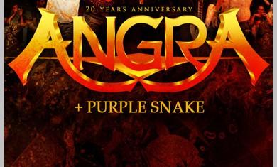 angra - live club trezzo - 2014