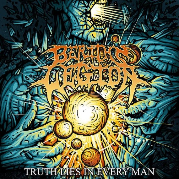 berith's legion - Truth Lies In Every Man - 2014