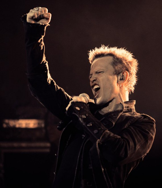 billy idol - 2013