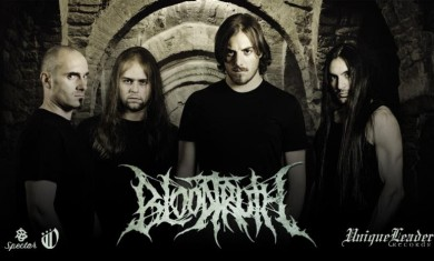 bloodtruth - band - 2014