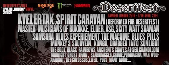 desertfest - 2014