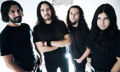 exmortus - band - 2014