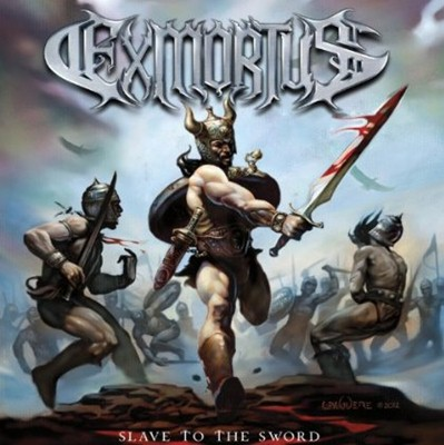exmortus - slave to the sword - 2014