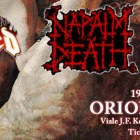 Hatebreed + Napalm Death + Buffalo Grillz – Roma