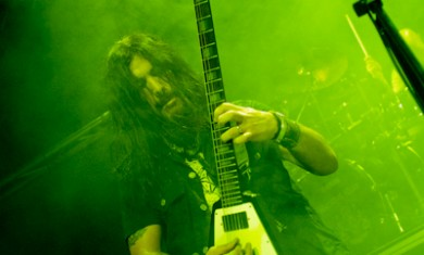machine head - flynn live milano - 2011