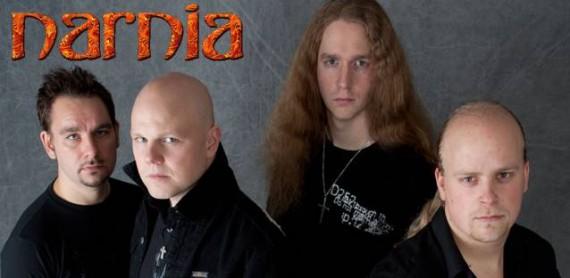 narnia - band - 2014