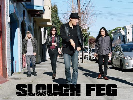 slough feg - band - 2014