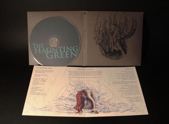 the haunting green - album