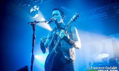 Trivium Live 2014