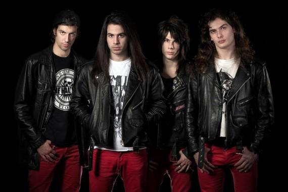 CHRONOSPHERE - band - 2014