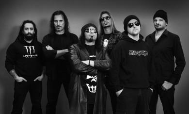 Eldritch - band - 2014