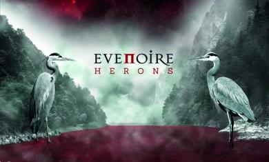 Evenoire - Herons - 2014