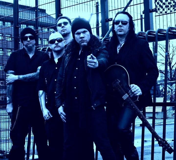 Evil Masquerade - band - 2014