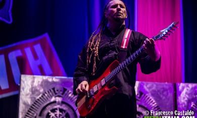 Five Finger Death Punch - Zoltan Bathory - 2013