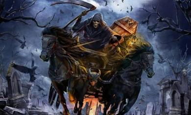 Grave Digger - Return Of The Reaper - 2014