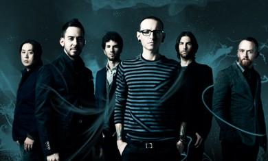 Linkin Park - band - 2013