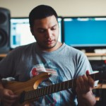 PERIPHERY: come Misha Mansoor registra a casa (video)