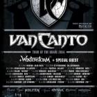 Van Canto + Winterstorm + Tragodia