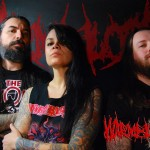"WARMBLOOD: guarda il trailer dell'album ""God Of Zombies"""