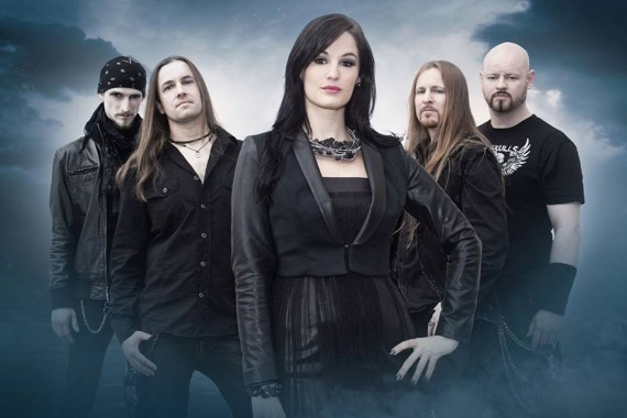 Xandria - band - 2014