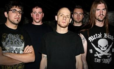 allegaeon - band - 2014