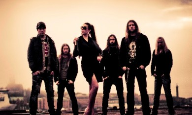 amaranthe - band - 2014