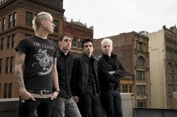 Anti-Flag, March 2009