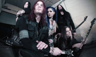 arch enemy - band - 2014
