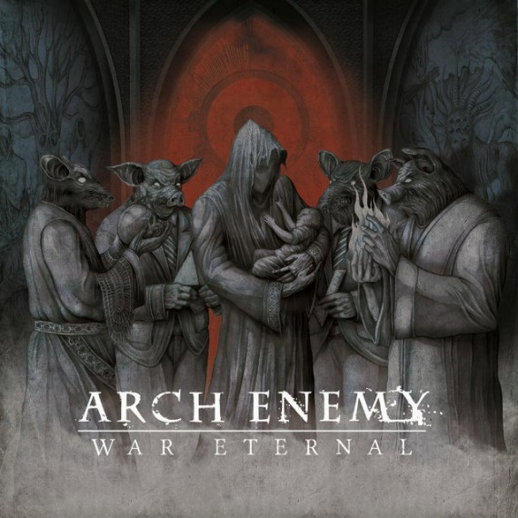 arch enemy - war eternal - 2014
