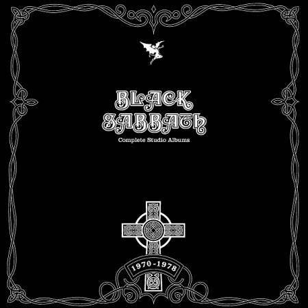 black sabbbath - complete studio albums - 2014