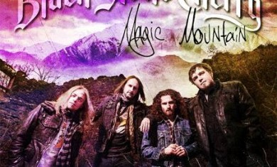 black stone cherry - magic mountain - 2014