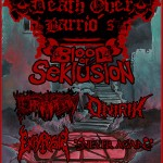 DEATH OVER BARRIO'S: festival death metal al Barrio's di Milano