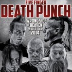 Five Finger Death Punch + Upon A Burning Body + Pop Evil