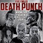 Five Finger Death Punch + Upon A Burning Body + Pop Evil