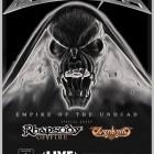 Gamma Ray + Rhapsody Of Fire + Elvenking