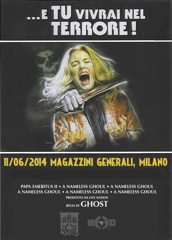ghost - locandina - 2014
