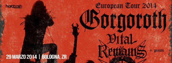 gorgoroth - bologna - 2014