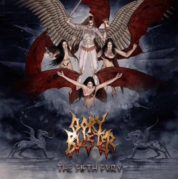 gory blister - the fifth fury - 2014