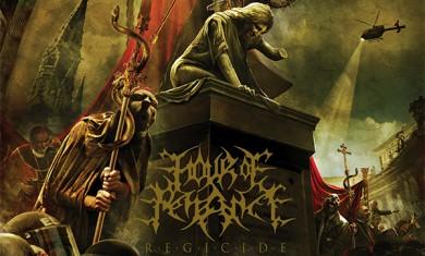 hour of penance - regicide - 2014