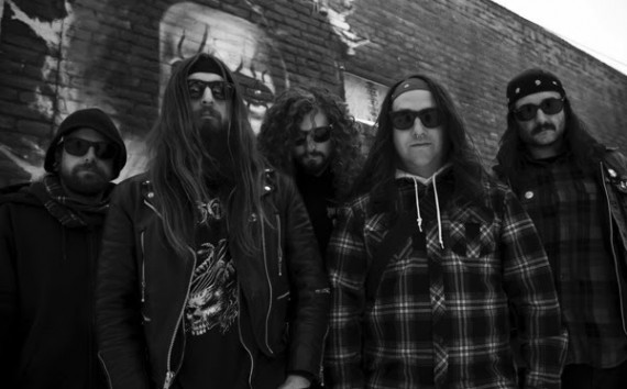 iron reagan - band - 2014