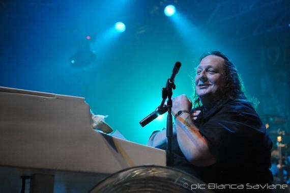 jon oliva - live trezzo - 2012