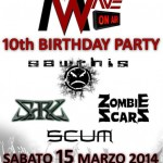 METALWAVE ON-AIR: 10th Birthday Party
