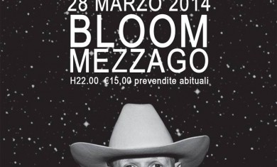 michael gira - swans - locandina bloom - 2014