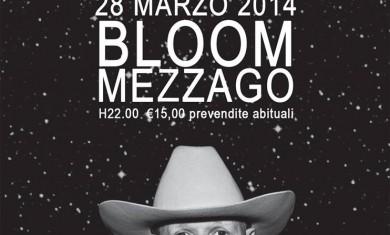 michael gira - swans - locandina bloom - 2014